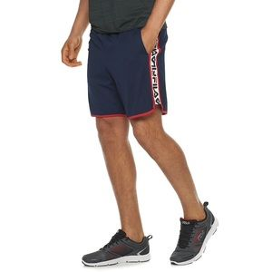 🔥NEW Fila Men's Side tape Heritage shorts retro